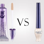 Dupe on Urban Decay eye primer, Etude house Korea
