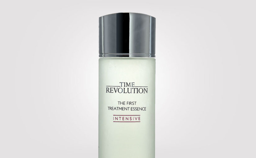 FIRST IMPRESSION: Missha Time Revolution The First Treatment Essence. K-beauty Europe