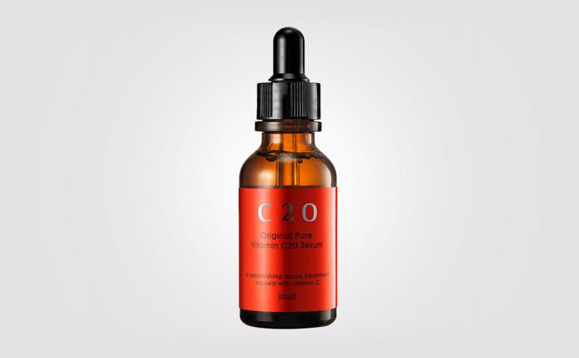 FIRST IMPRESSION: OST Vitamin C20 serum. K-beauty Europe
