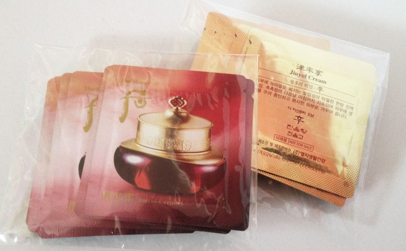 Delivery from Korea, The History of Whoo