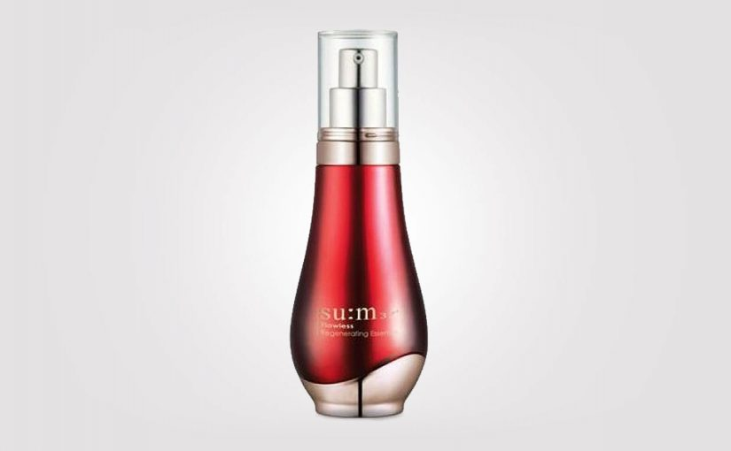 FIRST IMPRESSION: SU:M37 Flawless Regenerating Essence. K-beauty Europe