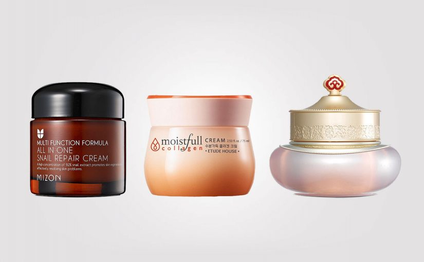 In search of a new Korean face cream