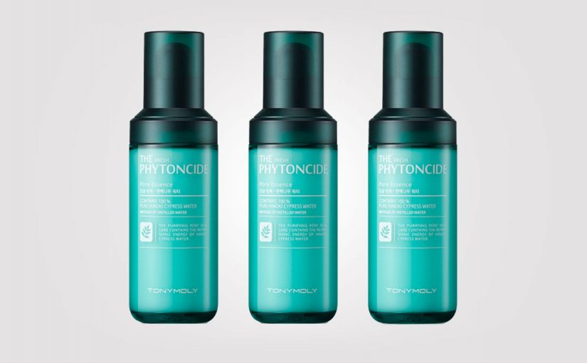 Video Review on TonyMoly The Fresh Phytoncide Pore Essence