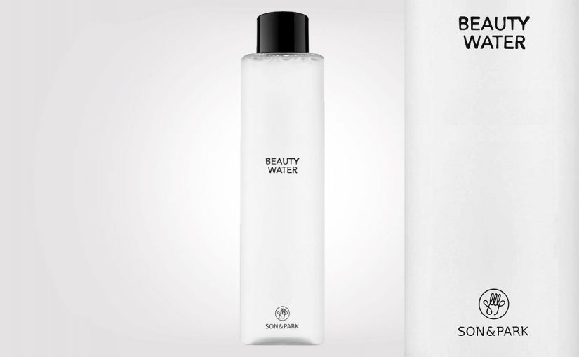 Curious about Korean toner Son & Park Beauty Water