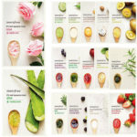 Innisfree It's Real Squeeze mask sheet mask x 16 from Korea