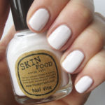 Tomorrow a review on Skinfood Nail Vita nail polish in color Milky Milky BW704