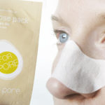 I'm testing TonyMoly Egg Pore Nose Pack Package