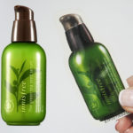 Video review on the Innisfree The Green Tea Seed Serum from Korea
