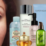 Complete Korean skin care routine for sensitive combination skin
