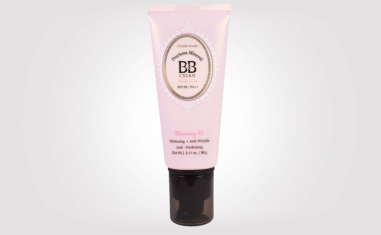 FIRST IMPRESSION: Etude House Precious Mineral BB Cream ...