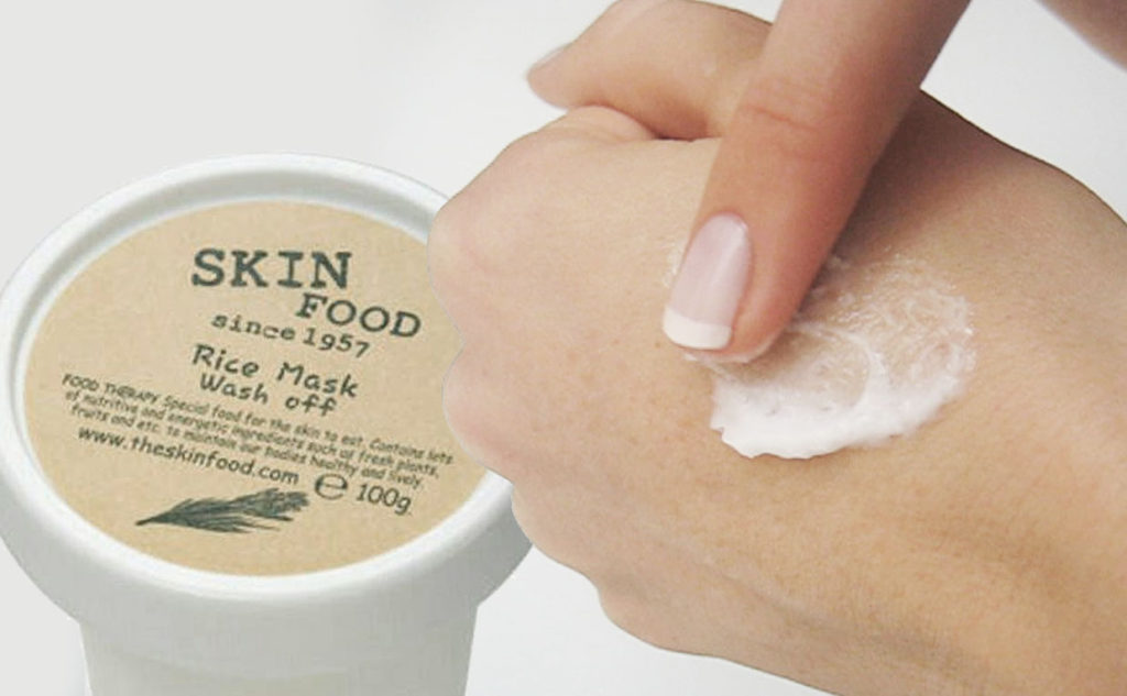 Skinfood Rice Mask Review