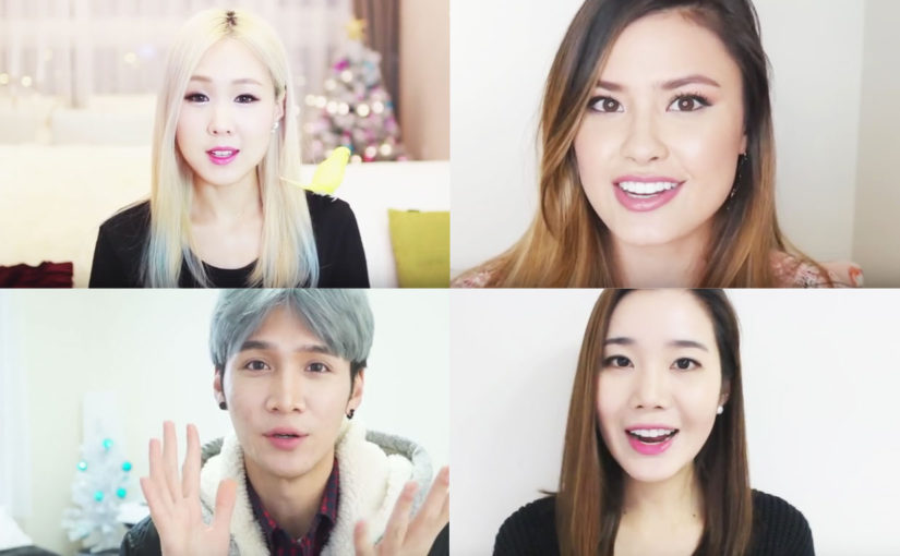 Favourite Youtubers talking about best Korean skin care & makeup