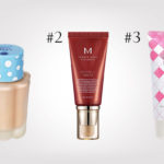 Christmas gift idea #5 –  Top 3 Cheap & best BB creams from Korea