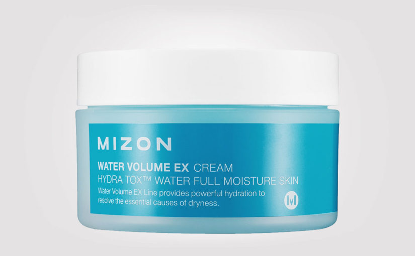 FIRST IMPRESSION: Mizon Water Volume EX Cream
