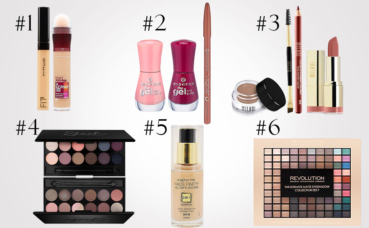 Cheap Makeup From Primor Spain