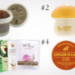 Top 4 best korean skincare products for dry winter skin
