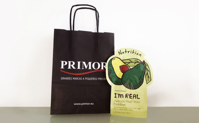 I've bought Tonymoly sheet mask from Primor in Spain