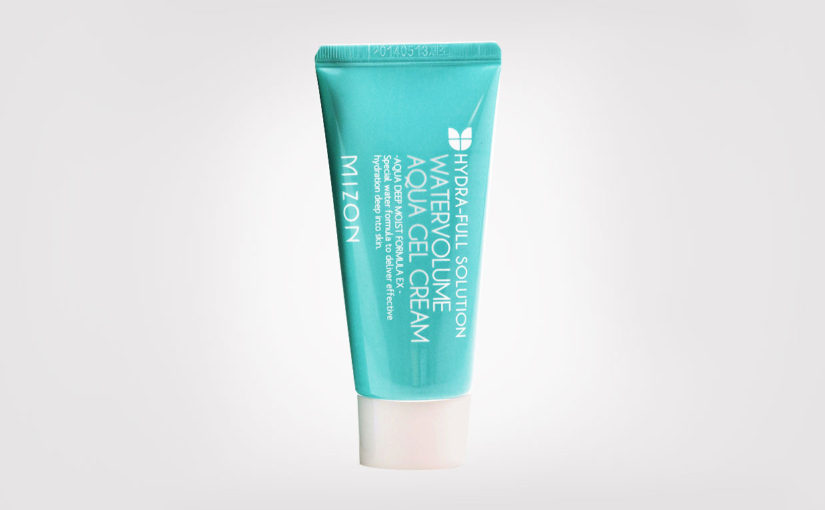 FIRST IMPRESSION: Mizon Water Volume Aqua Gel Cream