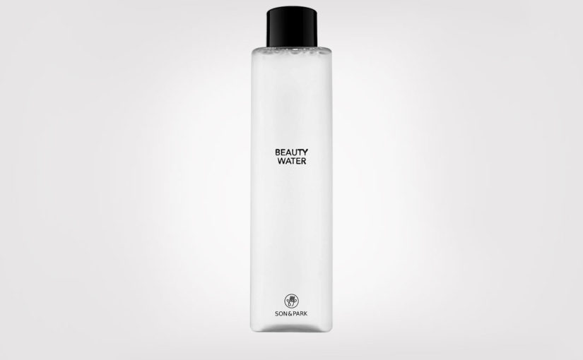 FIRST IMPRESSION: Son & Park Beauty Water