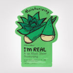 FIRST IMPRESSION: TonyMoly I'm Real Mask Sheet Aloe Vera