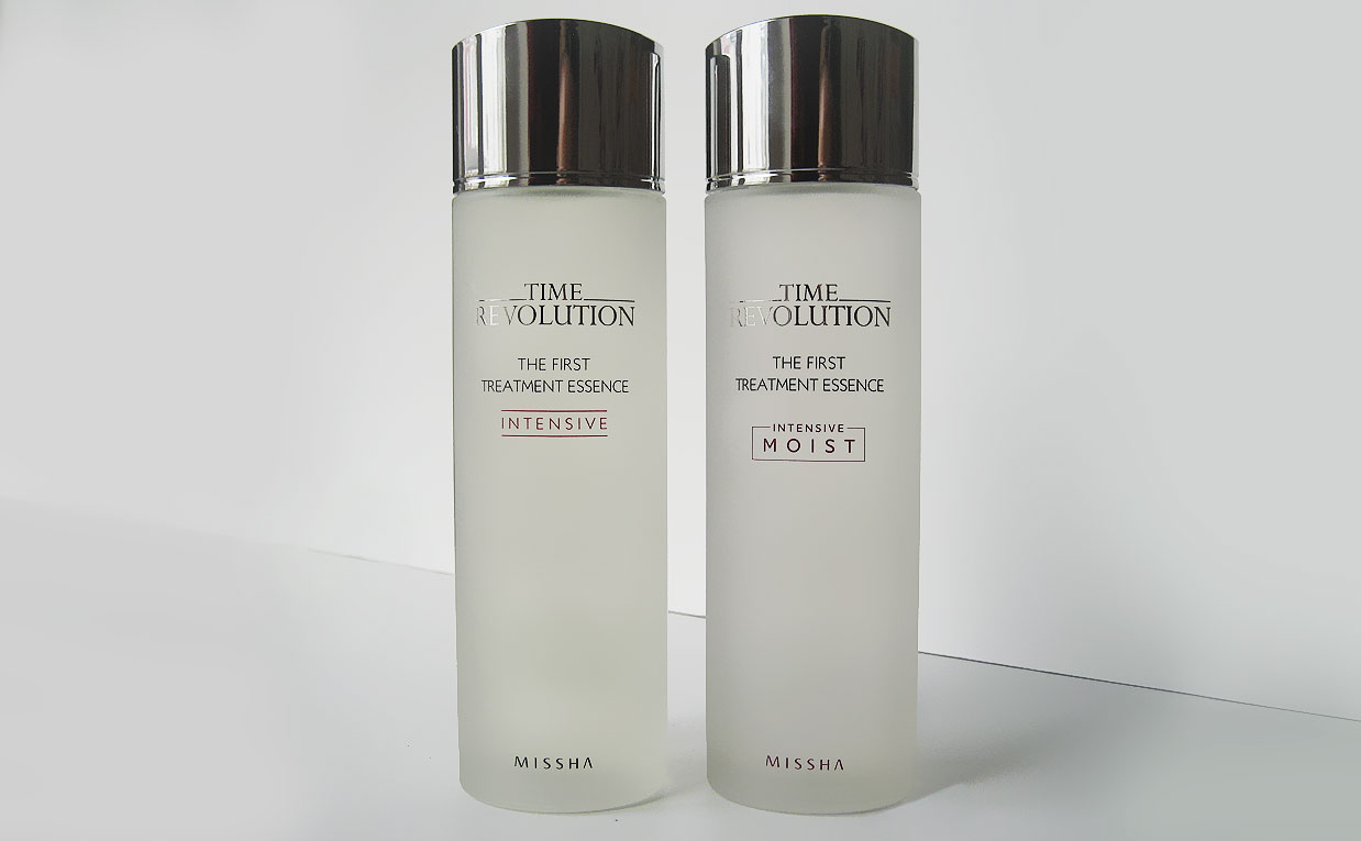 Time Revolution The First Treatment Essence Intensive Moist by Missha #4
