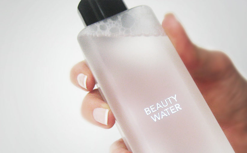 Update on my current korean skin care routine. I've added Son & Park Beauty Water!