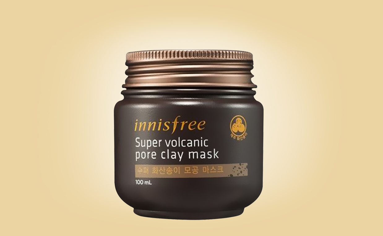 Buy Innisfree Super Volcanic Pore Clay Mask from Korea Price korean skin care K-beauty Europe