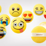 Cute packaging Innisfree No Sebum Mineral Powder emojis