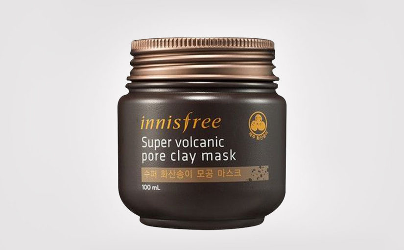 FIRST IMPRESSION: Innisfree Super Volcanic Pore Clay Mask