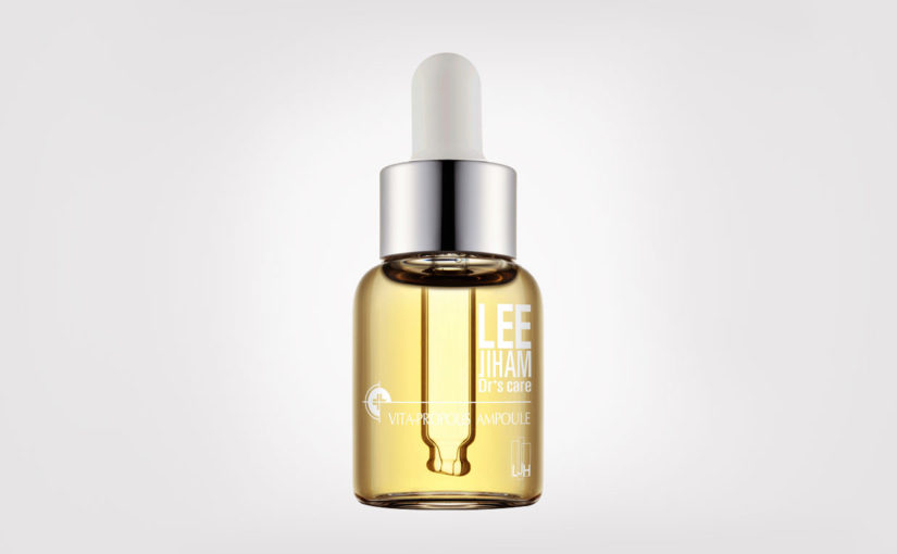 FIRST IMPRESSION: LJH Lee Jiham Vita propolis ampoule