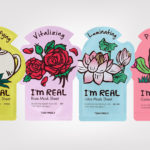 Found some new TonyMoly I'm Real Mask Sheet launched in 2017
