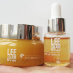 I recommend the Glow Kit from Korean brand LJH Lee Jiham Propolis line