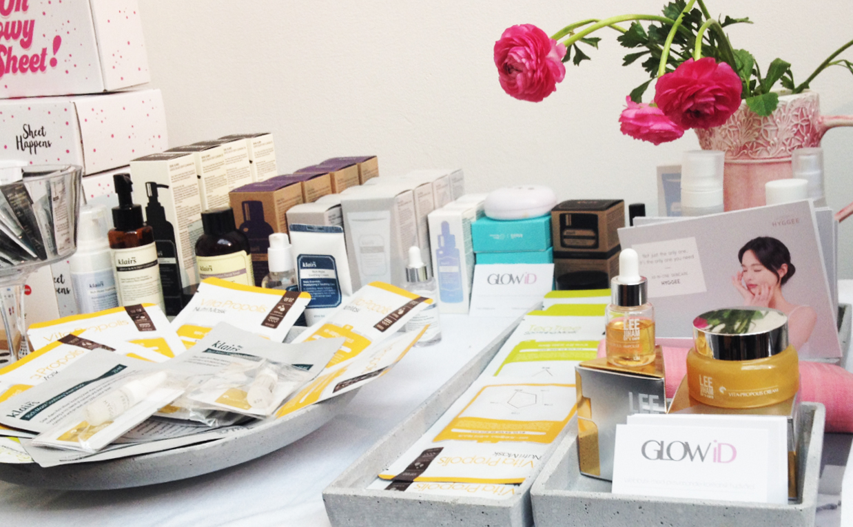Photos from Stockholm Beauty Week 2017 korean skin care K-beauty Europe