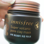 Tomorrow a review of Innisfree Super Volcanic Pore Clay Mask from Korea