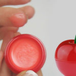 Video review Tonymoly Mini Berry Lip Balm Cherry from Korea