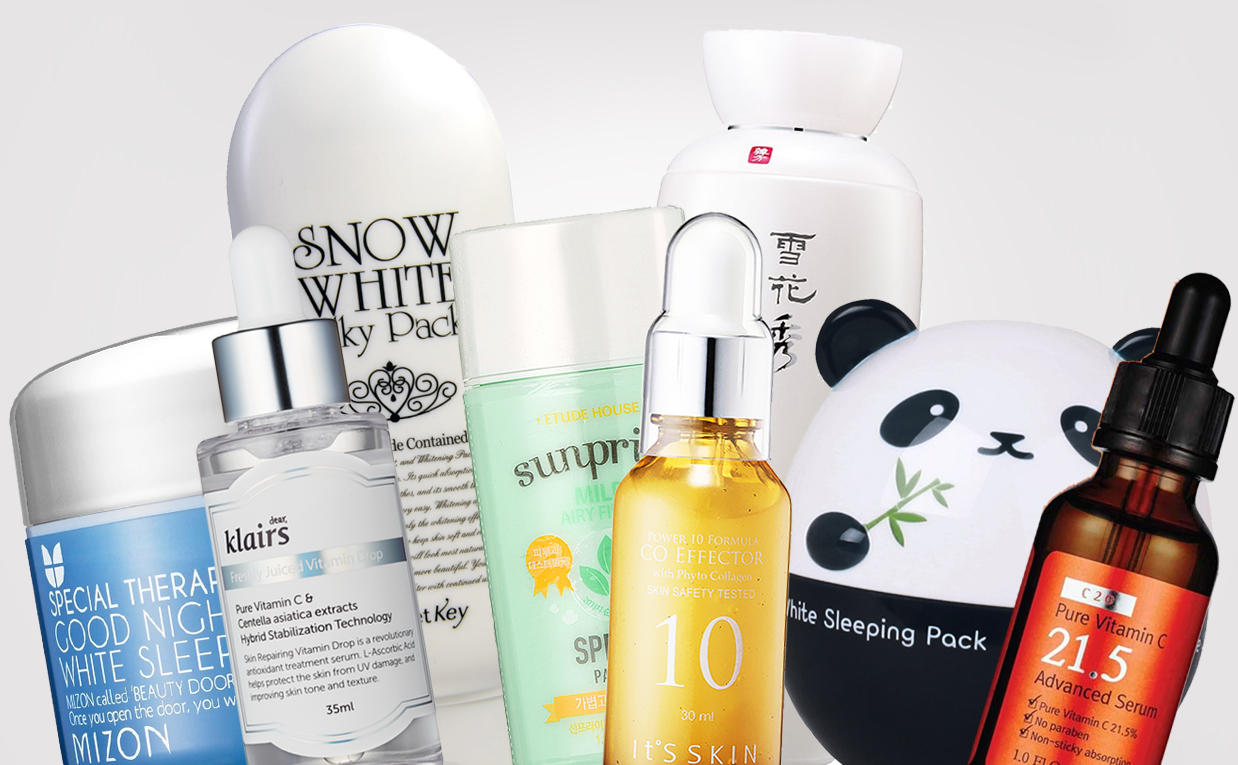 Top Best Korean Skin Care Products Treating