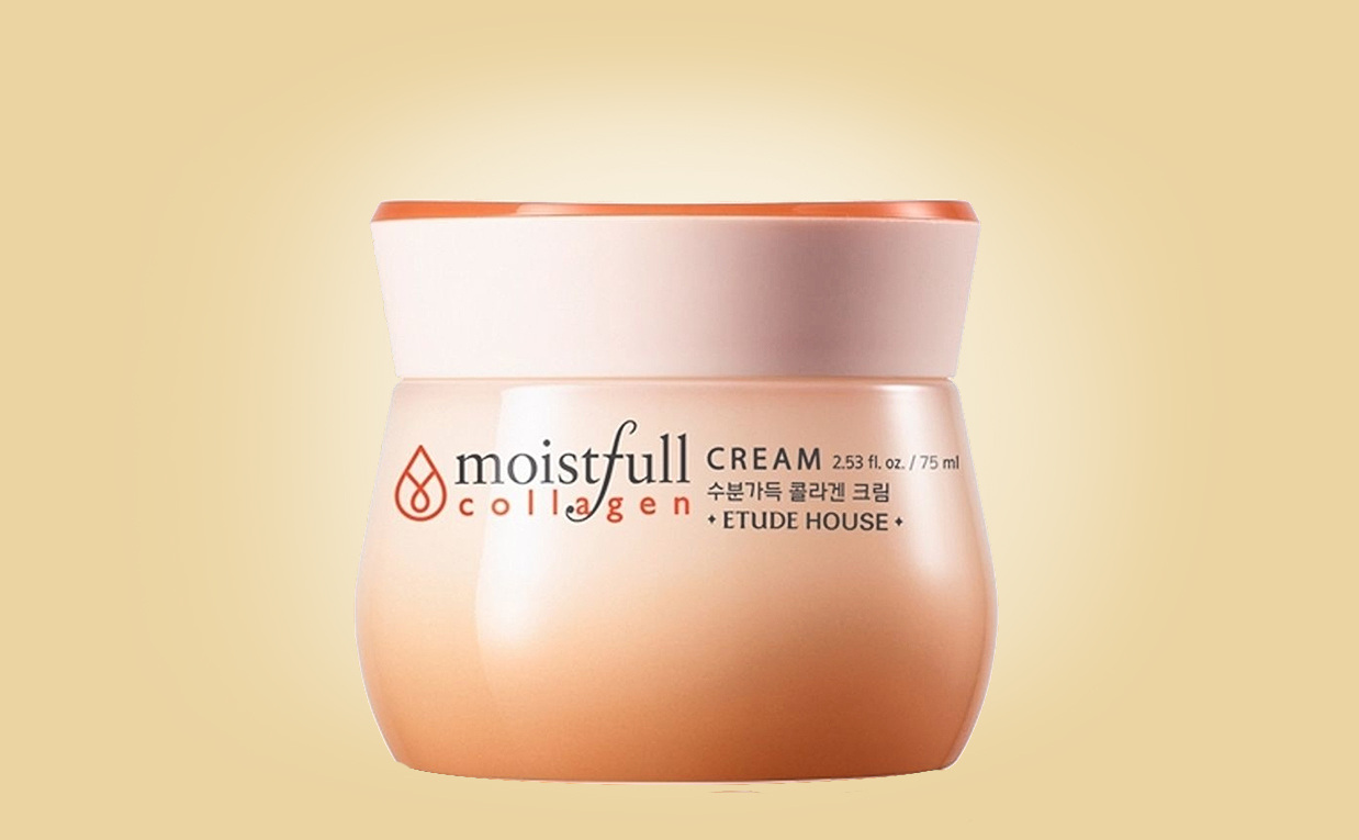 Buy Etude House Moistfull Collagen Cream from Korea. Korean skin care K-beauty Europe
