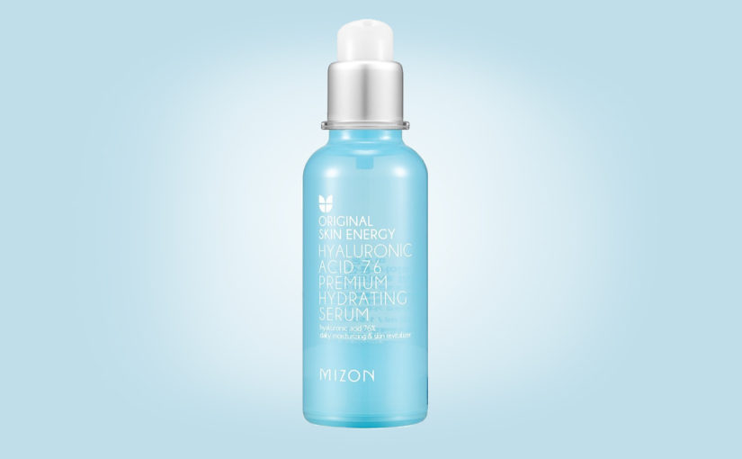 Mizon Original Skin Energy Hyaluronic Acid 76 Premium Hydrating Serum. Korean skin care K-beauty Europe