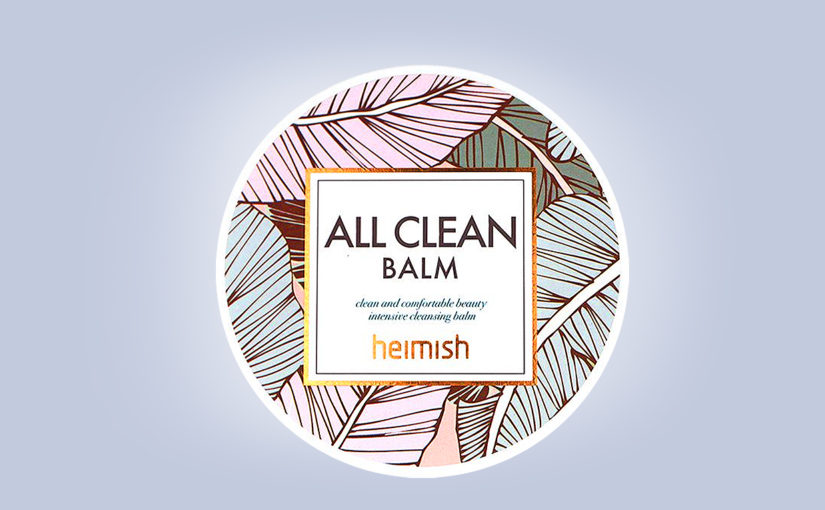 Buy Heimish All Clean Balm cleanser from Korea. Korean skin care K-beauty webshop
