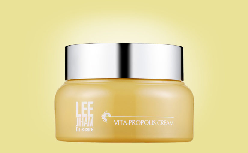 Buy LJH Lee Jiham Vita Propolis Cream face cream from Korea korean skin care K-beauty webshop Europe