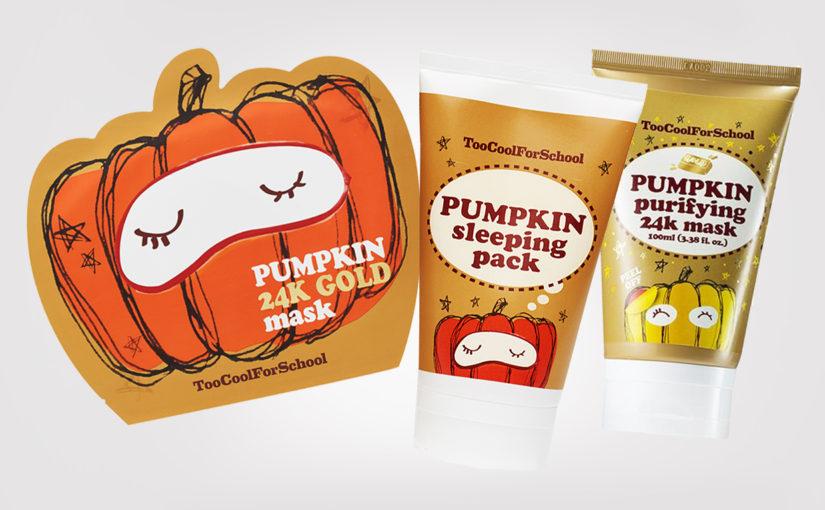 Too Cool For School Pumpkin products are supposed to be super great