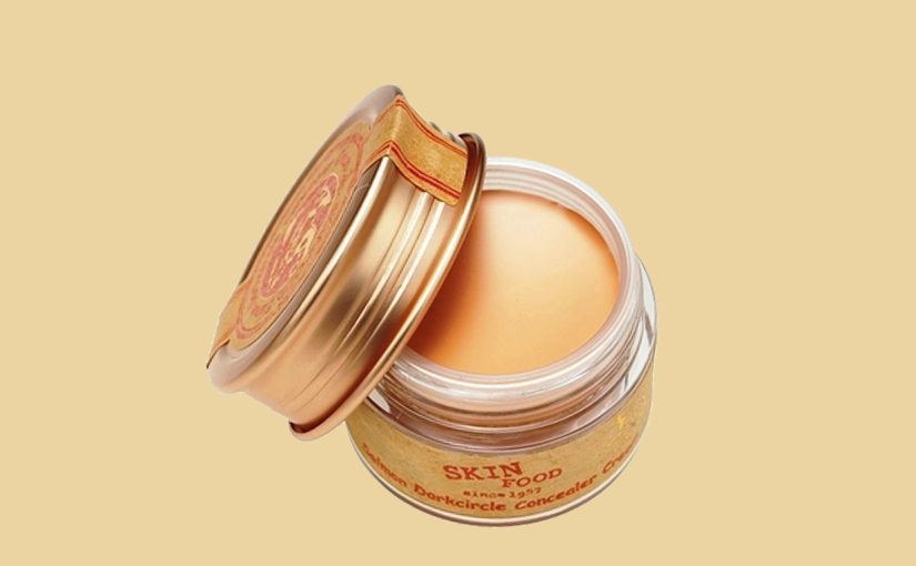 Buy Skinfood Salmon Darkcircle Concealer Cream concealer from Korea k-beauty webshop Korean makeup