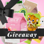 GIVEAWAY: 6 x sheet masks / Tokkitokki collab