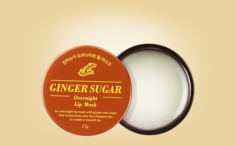 Buy Aritaum Ginger Sugar Overnight Lip Mask lip balm from Korea K-beauty webshop Korean skin care K-beauty Europe