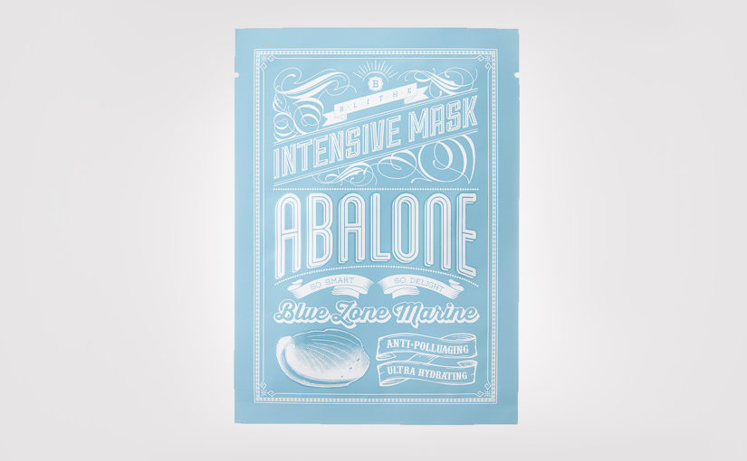 FIRST IMPRESSION: Blithe Blue Zone Marine Intensive Mask Abalone