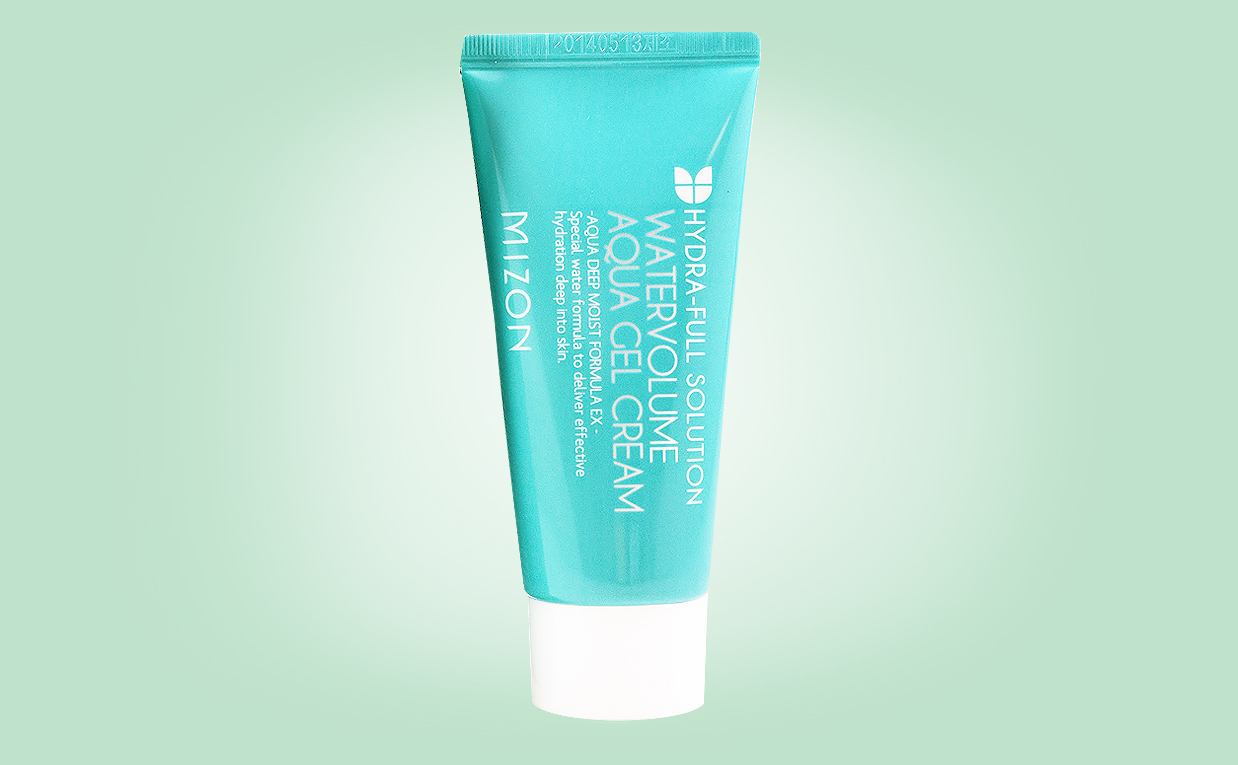 Buy Mizon Water Volume Aqua Gel Cream face cream from Korea oily acne prone skin k-beauty webshop Korean skin care