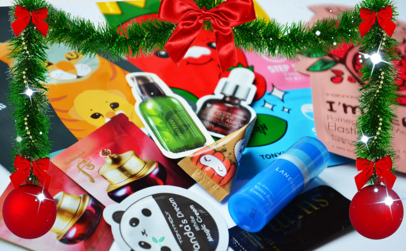 CHRISTMAS GIVEAWAY ended, and the winner is…
