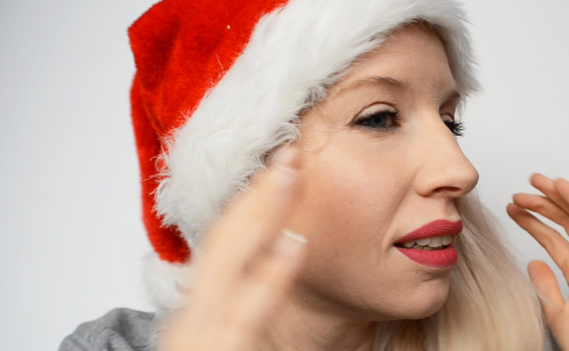 Happy Lucia from K-beauty Blog Europe