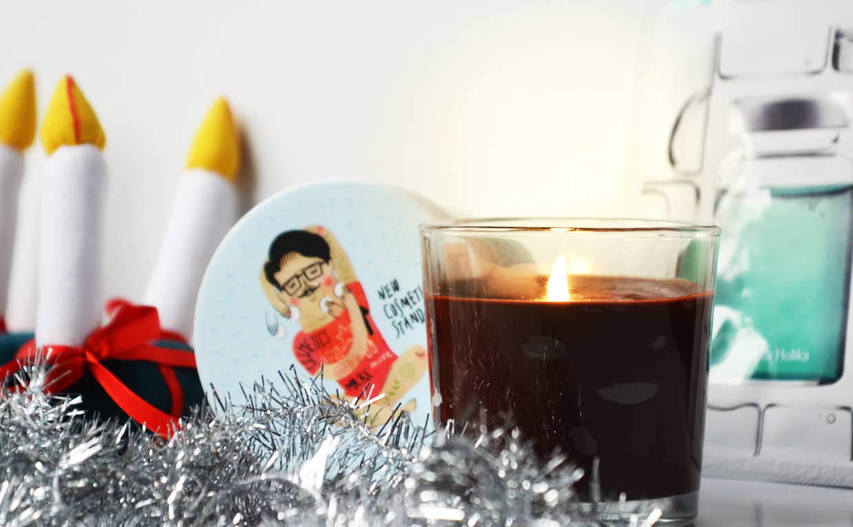 Happy Holidays from K-beauty Blog Europe All about Korean skin care & makeup