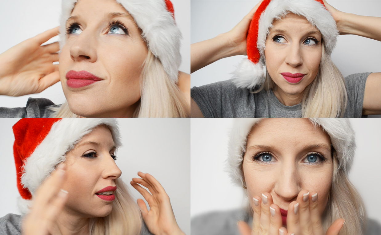 Merry Christmas from K-beauty Blog Europe all about Korean skin care and makeup
